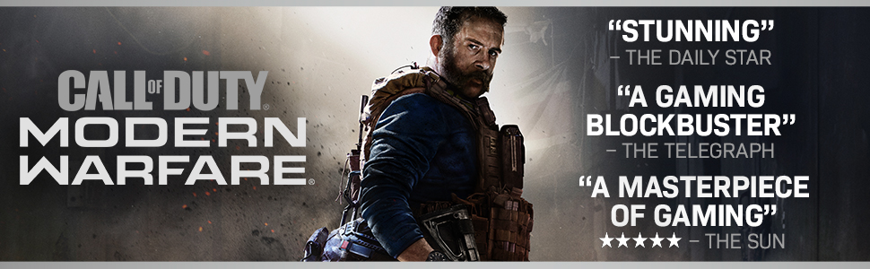 Call of Duty: Modern Warfare Accolades