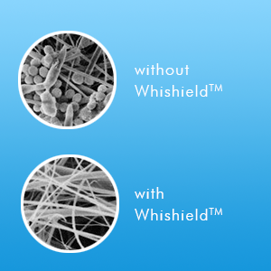 Whishield=Safer Air for You and Your Family