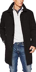 Classic Wool Top Coat