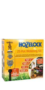 25 Pot Watering Kit
