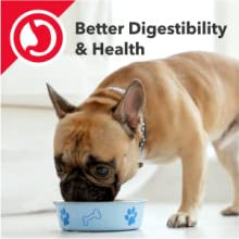 BETTER DIGESTIBILITY AND HEALTH
