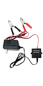 12V Automatic Float Maintainer/Charger, Solar Battery Maintainer/Charger