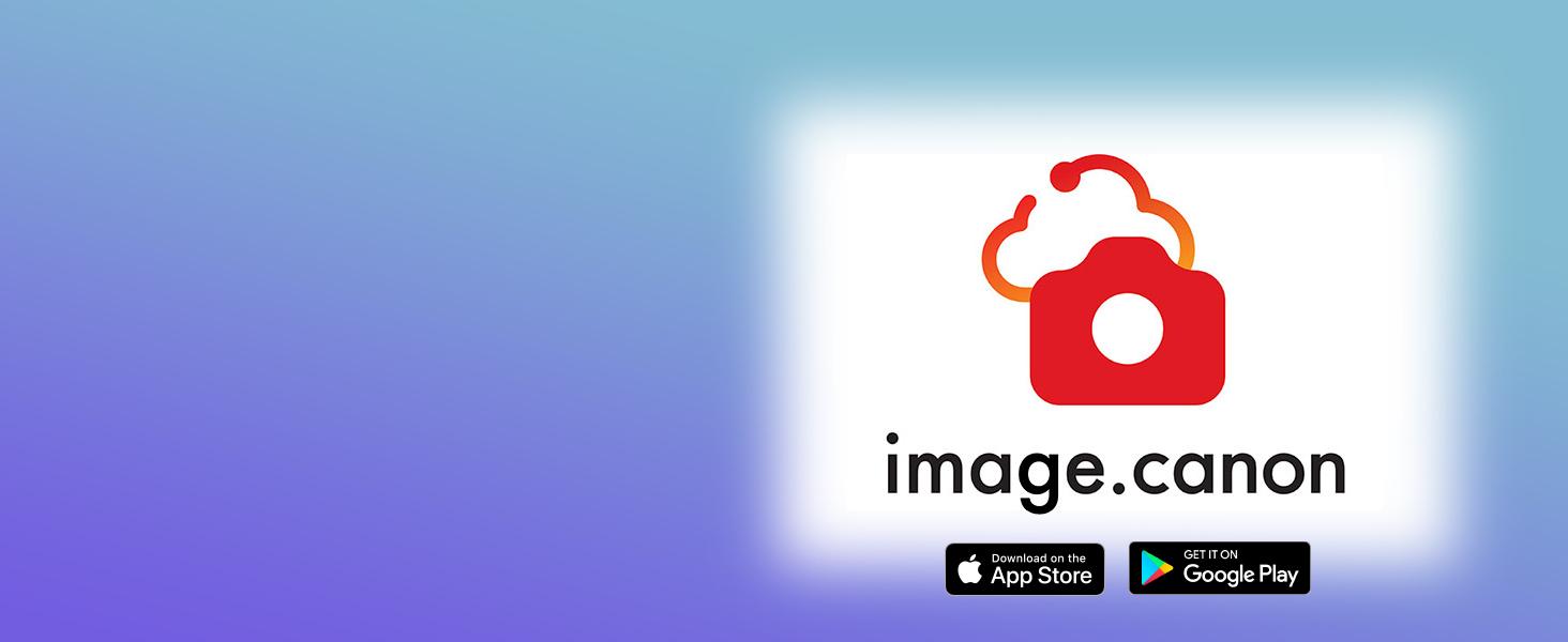 Image.canon Cloud Service
