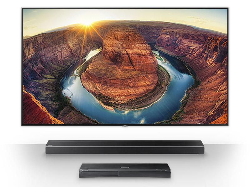 9a83d406775 Amazon.com  Samsung HW-N650 Panoramic Soundbar  Home Audio   Theater