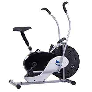 Amazon.com : Body Rider Exercise Upright Fan Bike (with