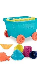 beach toys, sand toys, summer, active, outdoor, creative, play set, toddler, kids, bucket, castle