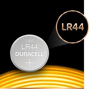duracell specialty lr44 alkali knopfzelle 1 5 v. Black Bedroom Furniture Sets. Home Design Ideas
