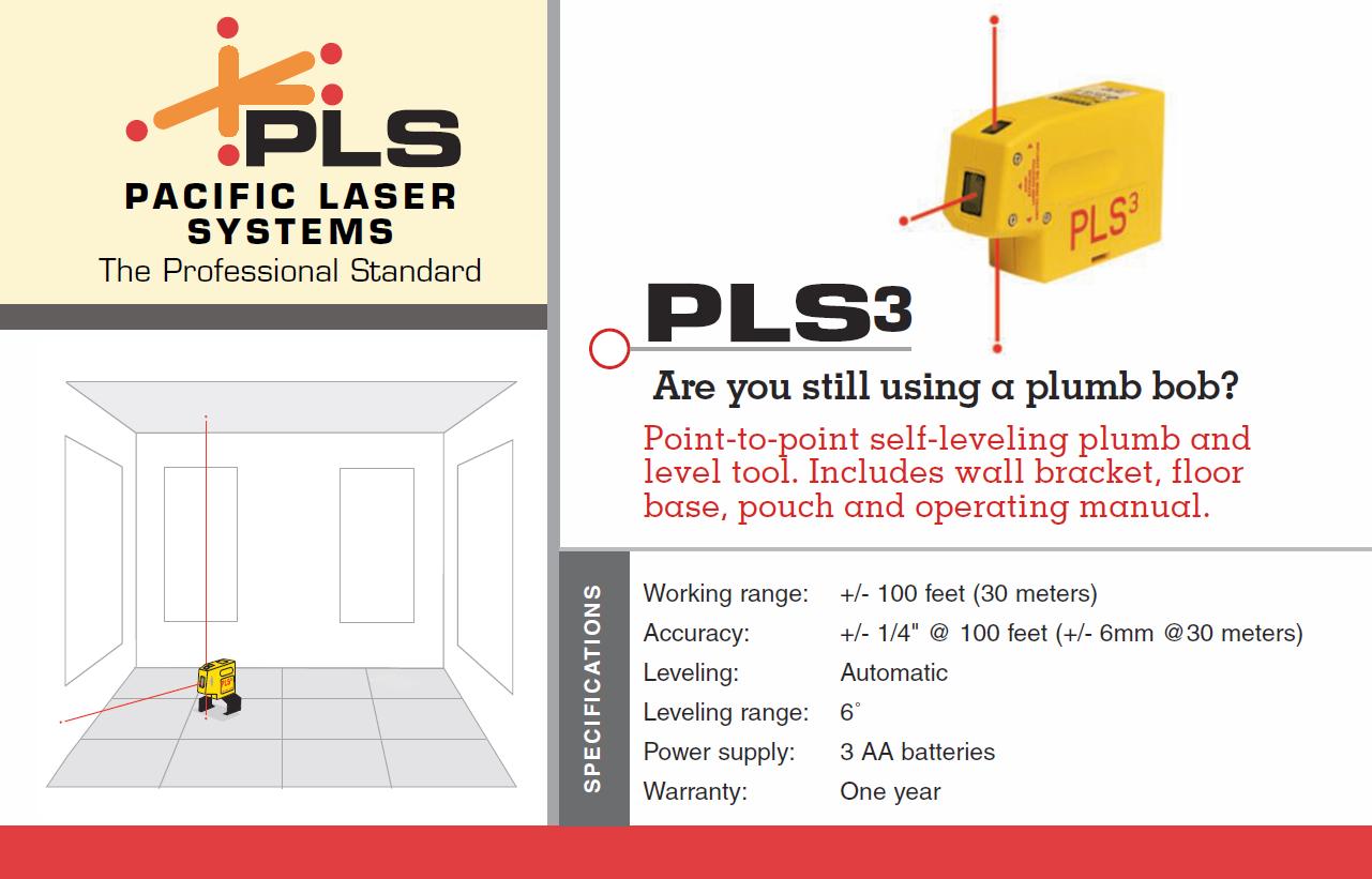 Amazon Com Pacific Laser Systems Pls 60595 Green Beam 3