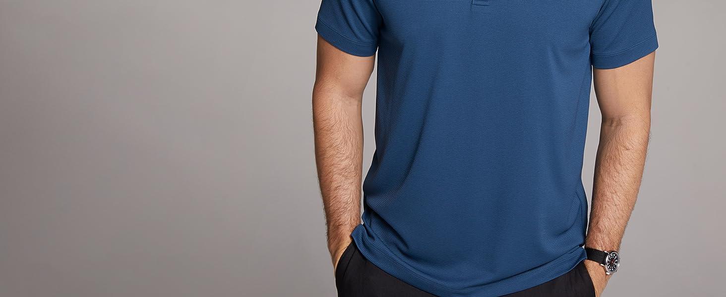 G. Beene - Ottoman Polo (Regular Fit)