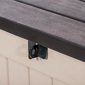Lockable safe secure dry security