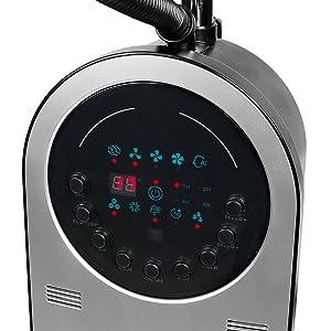 Tristar VE-5887 Ventilador Nebulizador Multifuncional, Ionizador ...