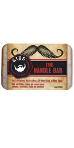 handlebar soap
