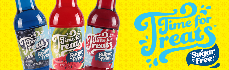 Time for Treats Snow Cone Syrups