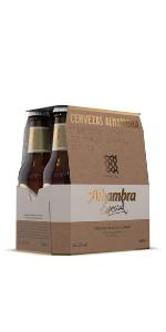Alhambra Reserva 1925 Cerveza Premium Extra Lager, 6.4% de volumen ...
