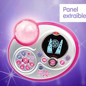 Amazon.es: VTech Micrófono Kidi Super Star Karaoke, Multicolor ...