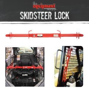 Skidsteer Lock