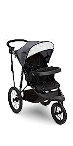 jogging stroller jog jeep travel system delta children car seat compatible registry shower