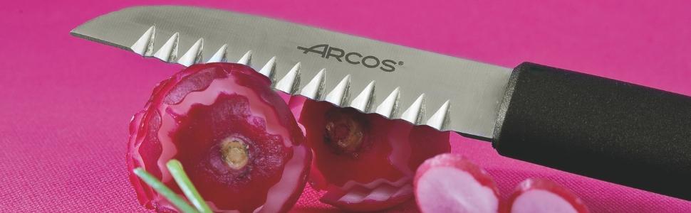 Arcos Gadgets Profesionales - Pinza para Pescado - Acero Inoxidable 110 mm - Color Gris