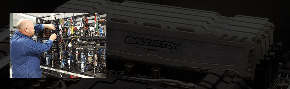 Ballistix Sport LT DDR4 gaming