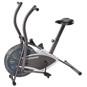 stamina air resistance bike 876