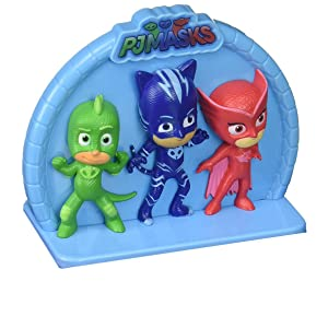 Features Your Favorite PJ Masks Characters!