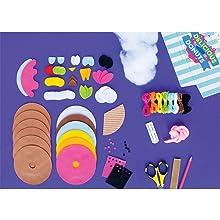 Sewing, Sew, Crafting, Craft, Tween, Doughnuts, Kawaii, Donut, Creativity, Learning, Fun
