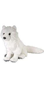 """Wild Republic Arctic Fox 12"""""""