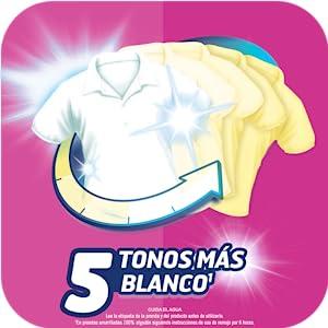 blancos más blancos, 1era lavada, quitamanchas, desmanchador, polvo, ropa blanca