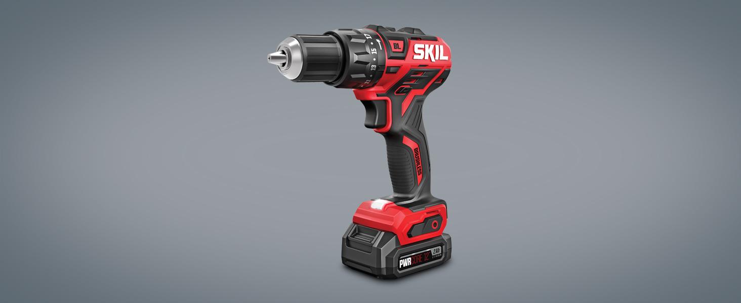 SKIL, hammer drill