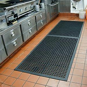 restaurant mat