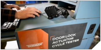 Dorman Door Lock Actuator Cycle Tester