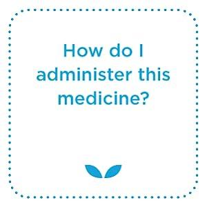 How do I administer this medicine?