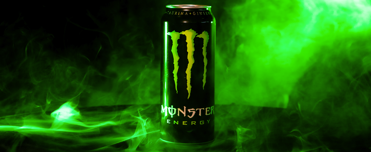 Monster Green Smoke