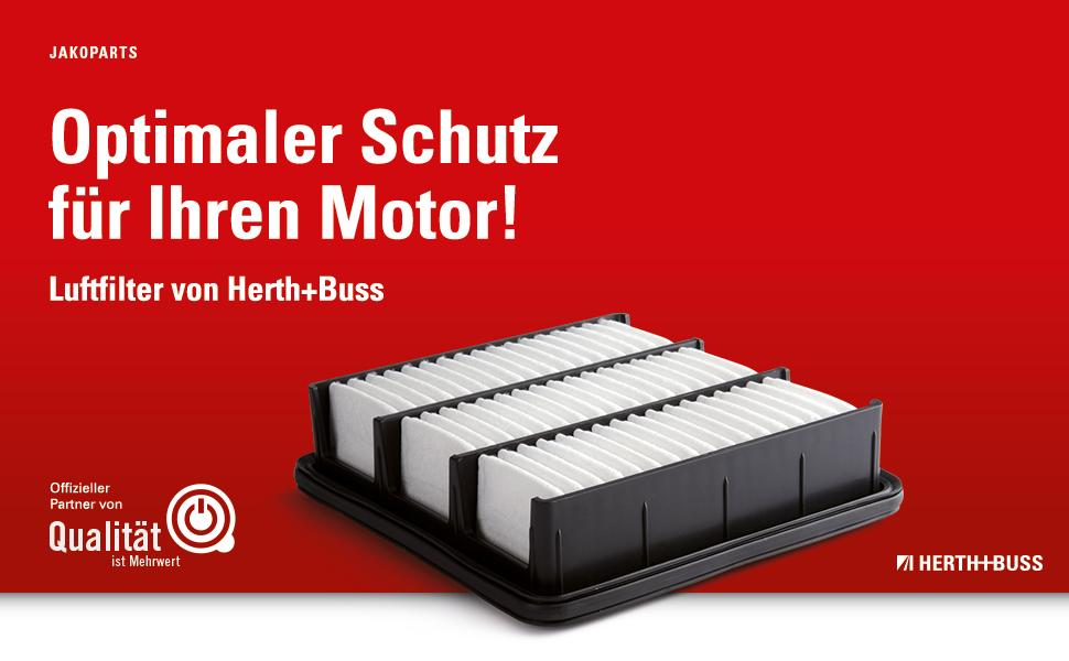 Herth Buss J1326028 Luftfilter Auto