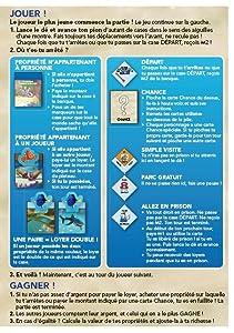 règles du jeu _ monopoly junior dory