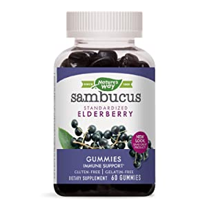 10486-Sambucus Elderberry Gummies