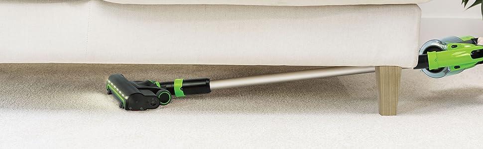 Gtech Power Floor Cordless Handheld Vacuum Cleaner With