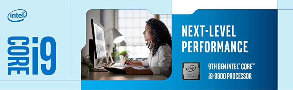 9th Gen Intel Core i9-9900 desktop processor