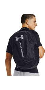 UA Hustle Backpack