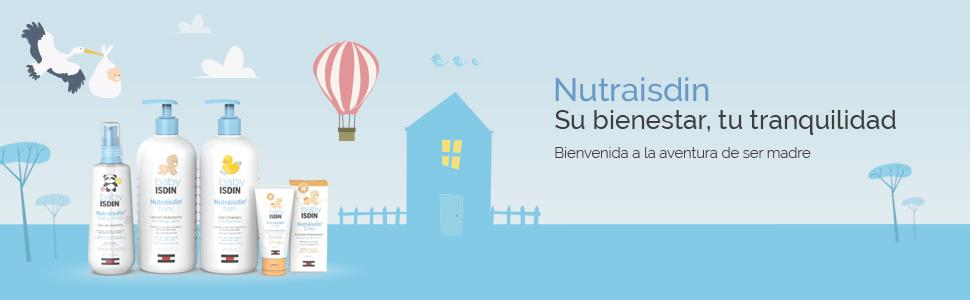 Isdin Colonia Dermopediátrica Nutraisdin Baby Mist - 200 ml: Amazon.es