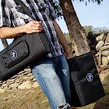 Mackie, SRM-Flex, Portable PA system, Column PA