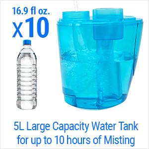5L Large Capacity Water Tank