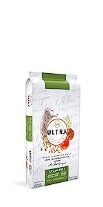 Amazon.com: Nutro Ultra Grain Free Adult Dry Dog Food Chicken, Split ...
