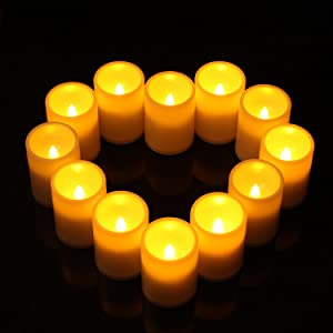 flameless led candle - Flameless Candles With Timer