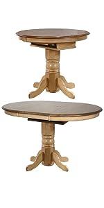 table,pedestal,cafe,pub,bar,round,circular,amish,small space