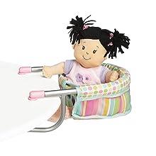 Amazon Com Manhattan Toy Baby Stella Black Hair Soft