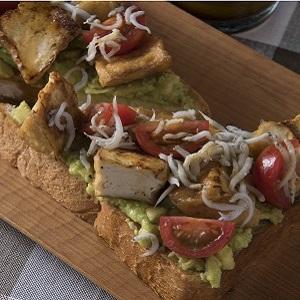 ガルシア トースト