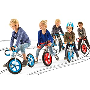 chillafish, fixie, balancebike, bmxie, balance bike, integrated foot brake