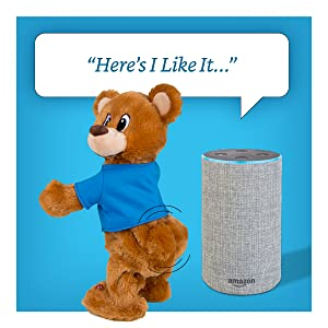 Ask Alexa!