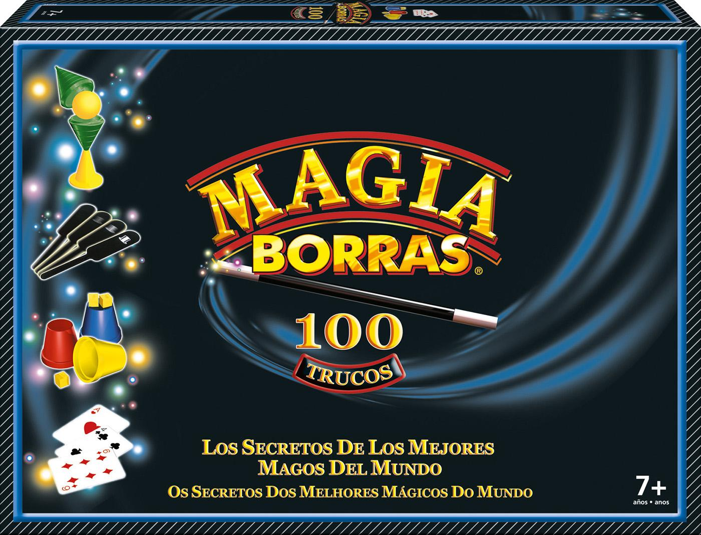 Educa Borrás-Juego de Magia, Multicolor, Talla Única 24048: Amazon ...